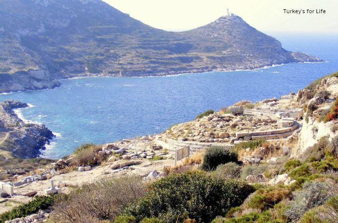 Knidos Ancient Ruins