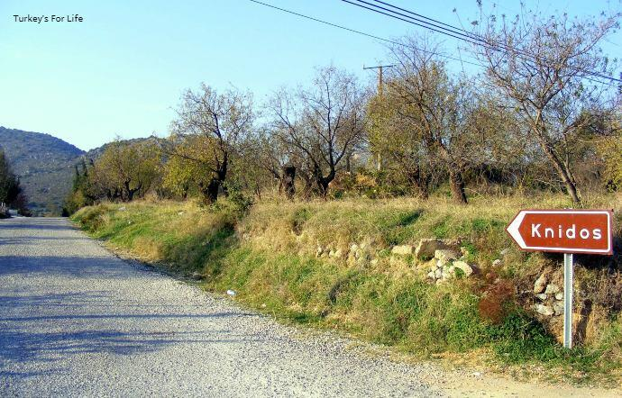 Knidos Ruins, Datça Peninsula