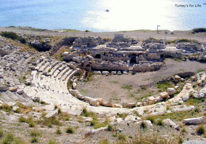Knidos Ancient Theatre
