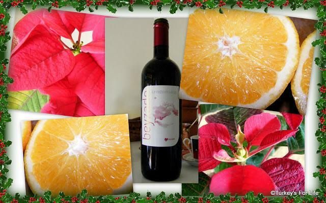 Mulled Wine Or Sıcak Şarap