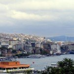 Istanbul Vista – Galata Tower And The Golden Horn