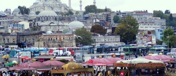 Galata Bridge, Istanbul