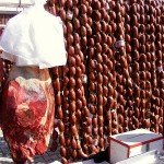 Turkish Food – Camel Sausage