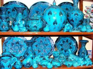 Blue Ceramics, Istanbul