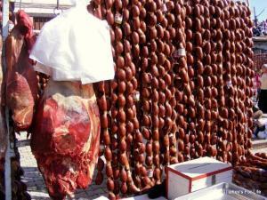 Camel Sausage, Deve Sucuk