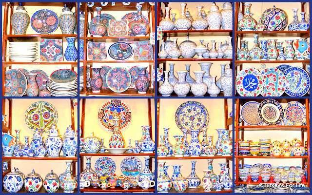 Traditional Ceramics, Istanbul