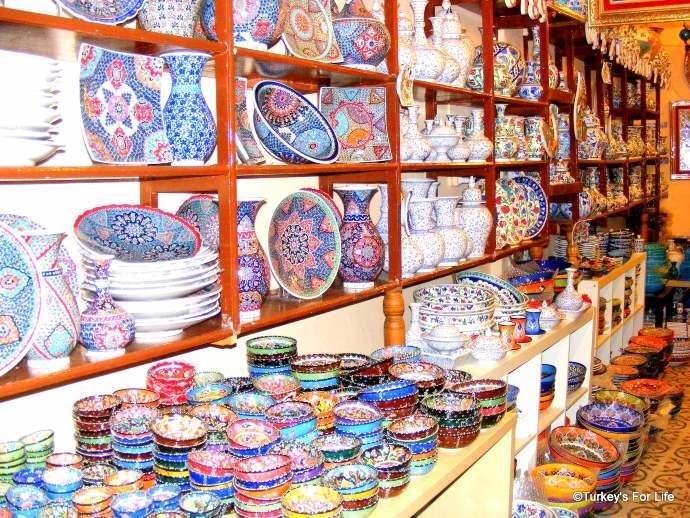 Traditional Turkish Ceramics