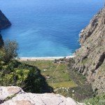 Butterfly Valley Viewed From The Lycian Way