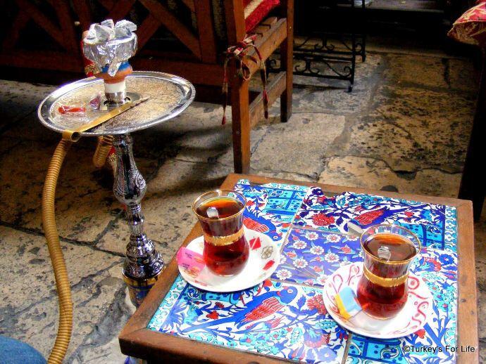 Çay And Nargil Alipaşa Medresesi, Istanbul