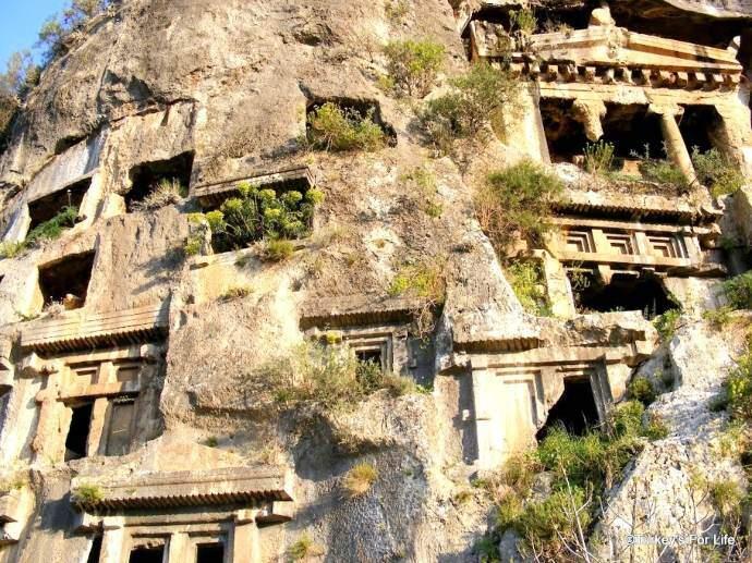 Explore Fethiye Lycian Rock Tomb