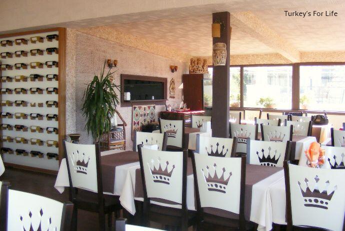 King's Garden Restaurant, Fethiye