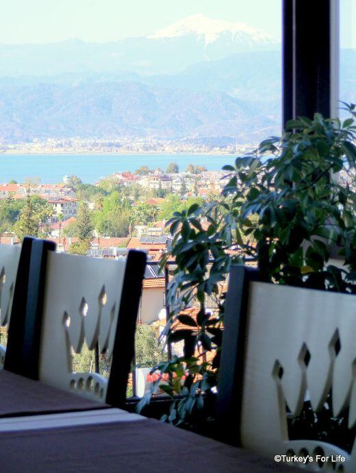 King's Garden Restaurant Views