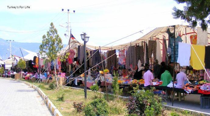Kumluova Market