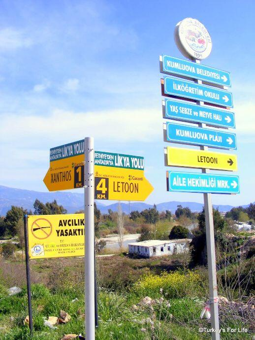 Walk From Letoon To Xanthos
