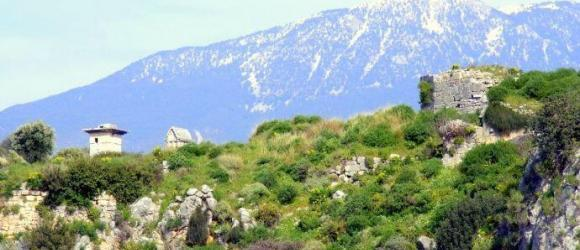 Letoon To Xanthos, Lycian Way