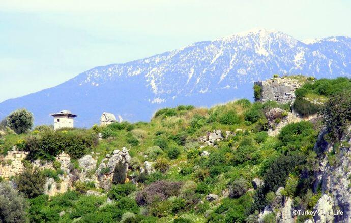 Letoon To Xanthos, Lycian Way