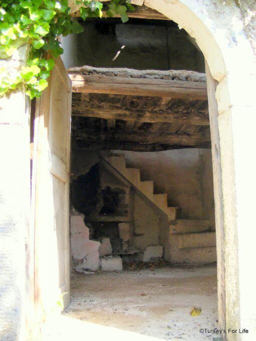 Abandoned Home, San Pietro, Italy