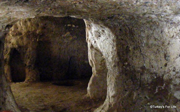 Caves Of San Pietro, Italy