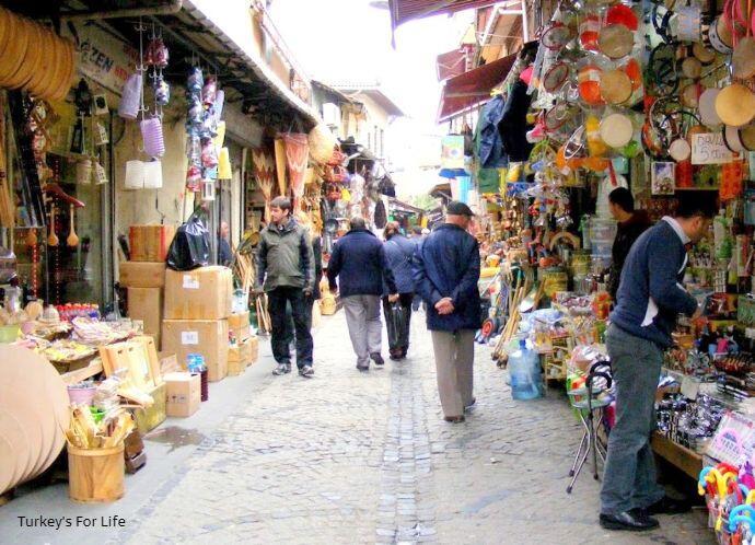 Eminönü Back Streets, Istanbul
