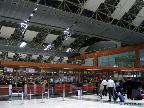 Sabiha Gökçen Airport, Istanbul