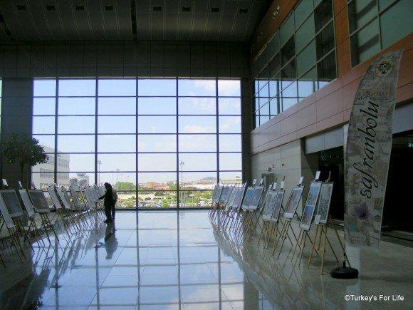 Photography At Sabiha Gökçen Airport, Istanbul