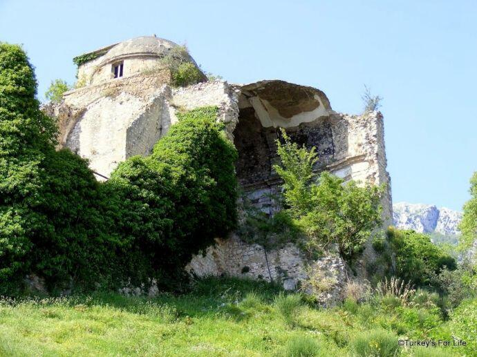 Shelled Buildings, San Pietro, Italy