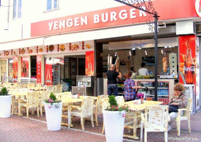 Yengen Burger Fethiye