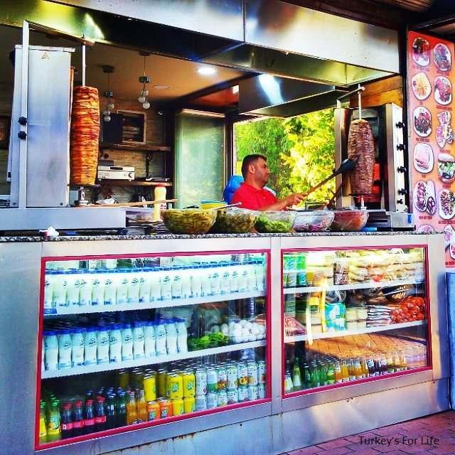 Yengen Burger, Fethiye