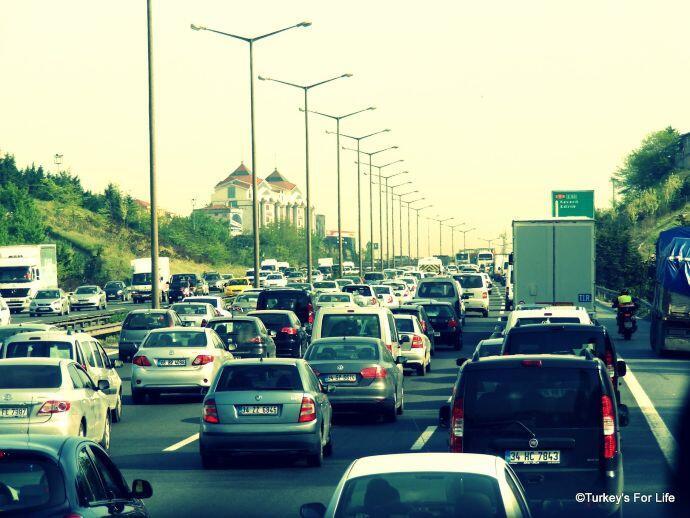 Rush Hour Istanbul