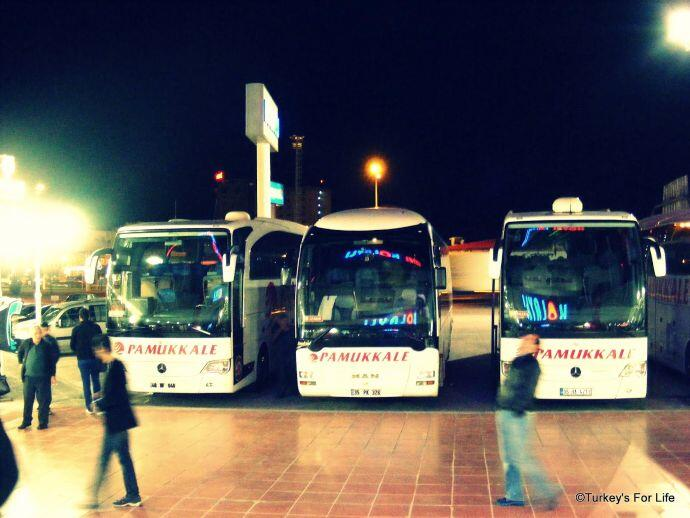 Fethiye to Istanbul By Bus
