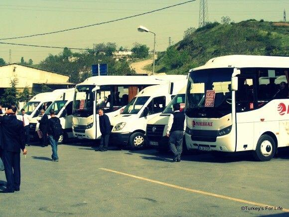 Service Buses