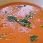 Turkish Seasonal Food – Cold Tomato Soup Recipe
