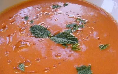 Seasonal Turkish Tomato Soup