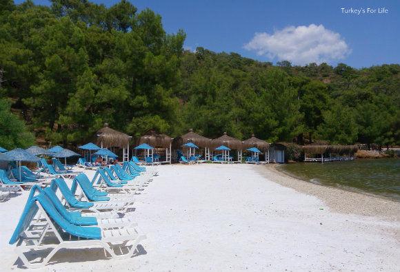 Aksazlar Beach, Fethiye