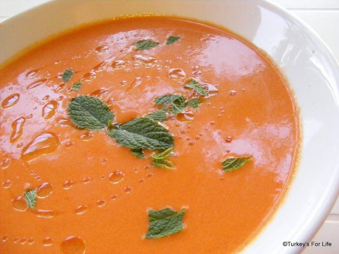 Cold Gazpacho Recipe
