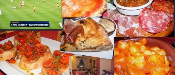 Italian Food - Antipasti
