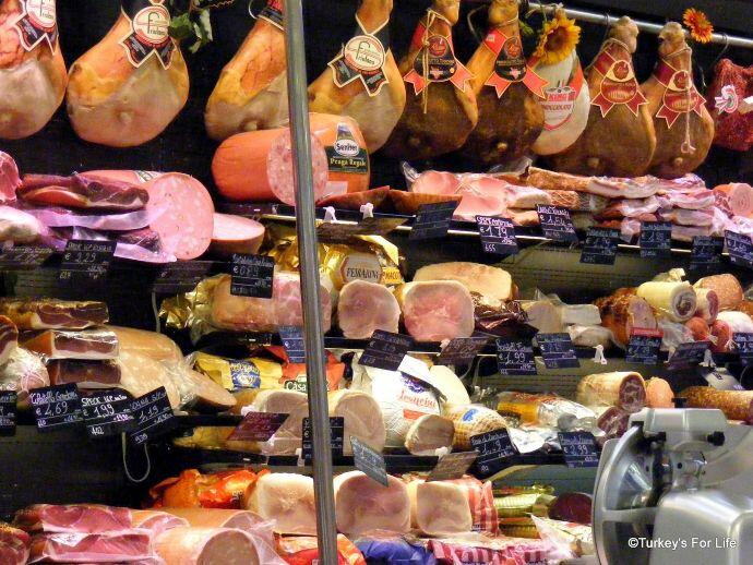 Italian Food - Pork Products