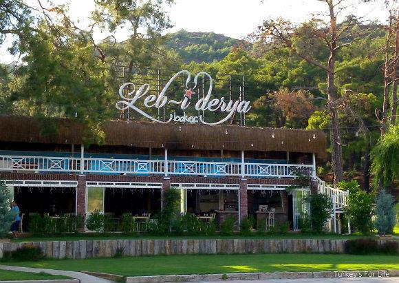 Leb-i Derya Aksazlar Restaurant