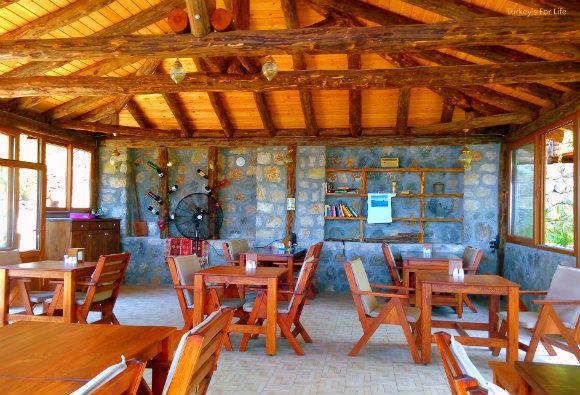 Olive Garden Indoor Restaurant