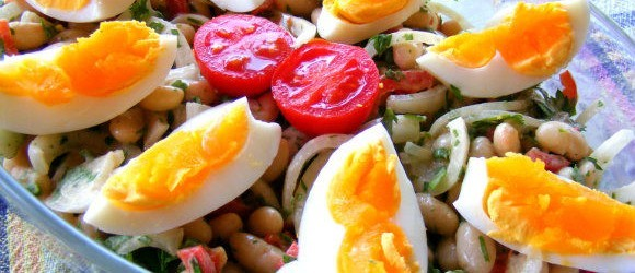 Turkish Summer Barbecue Salad