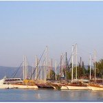 Fethiye Photo: Early Evening Along The Harbour
