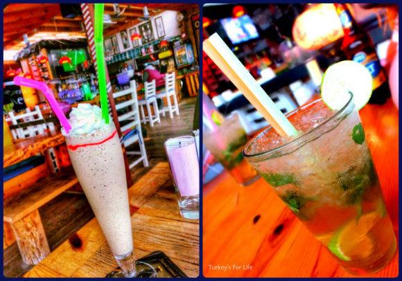 Cafe Park Teras Drinks