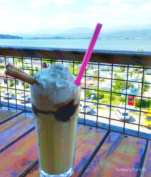 Cafe Park Teras Iced Coffee