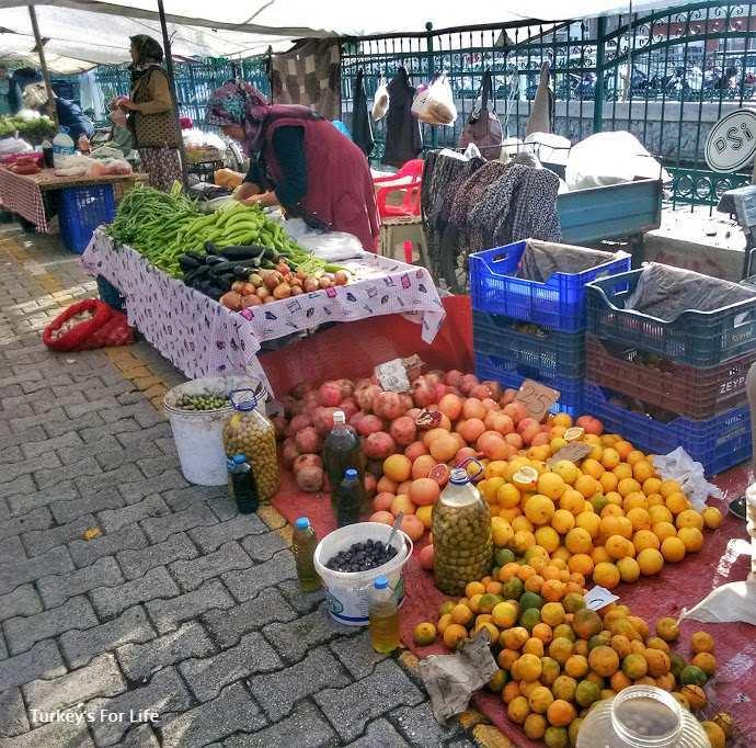 Friday Village Market, Fethiye