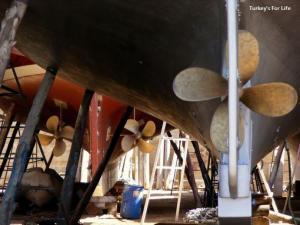 Içmeler Boatyard, Bodrum