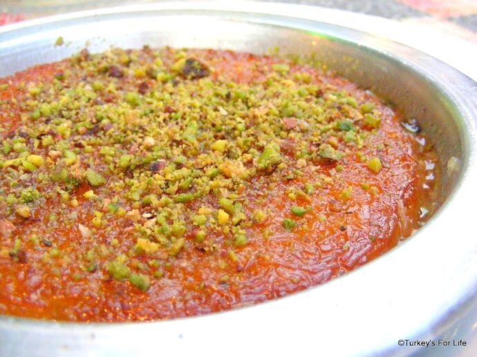 Künefe Turkish Dessert