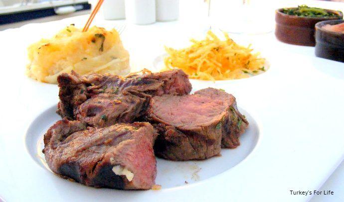 Mori Restaurant Food, Fethiye
