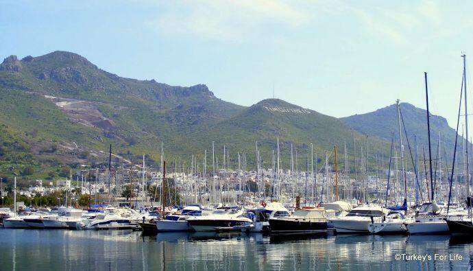 Turgutreis Marina, Turkey