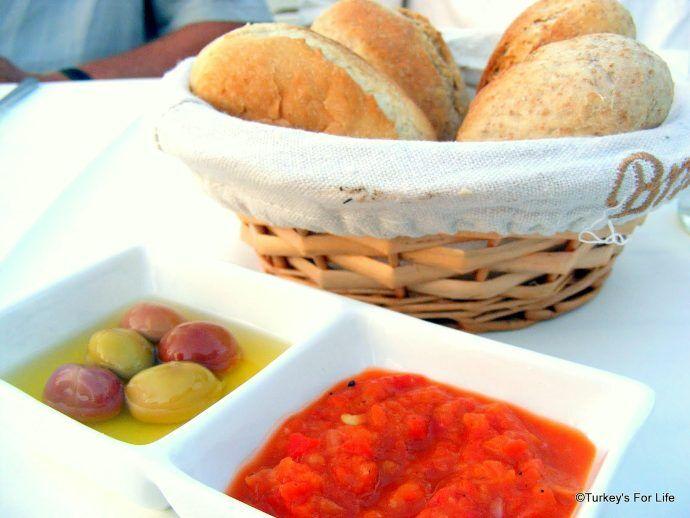 Yacht Classic Mori Restaurant, Fethiye