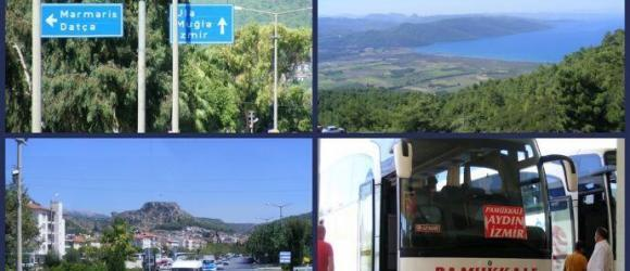 Bus From Fethiye To Izmir